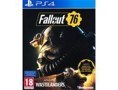 Jogo PS4 Fallout 76 – Wastelanders (RPG – M18