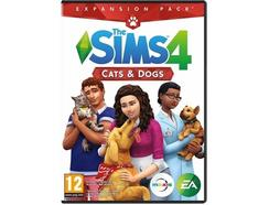 The Sims 4: Cats and Dogs Expansion Pack – PC