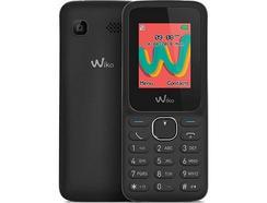 """Telemóvel WIKO Lubi5+ NOS (1.8"""" – 2G – Preto)"""