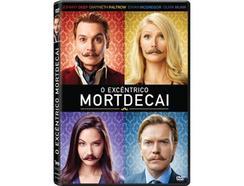 DVD O Excentrico Mortdecai