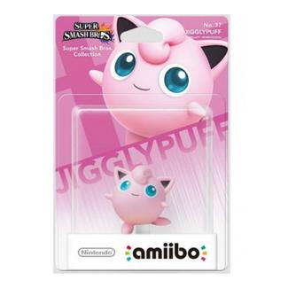 Amiibo Smash – Figura Jigglypuff