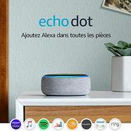 Amazon Echo Dot 3ª Geração Cinzenta Escuro