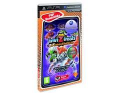 Jogo PSP Invizimals: A Nova Dimensão
