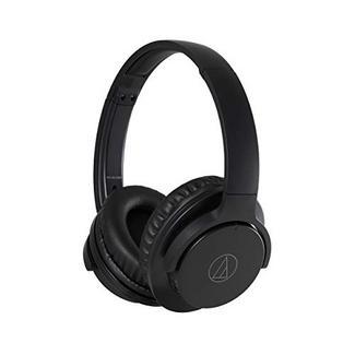 Auscultadores Bluetooth AUDIOTECHNICA ATH-ANC500BT (Over Ear – Microfone – Noise Cancelling – Preto)
