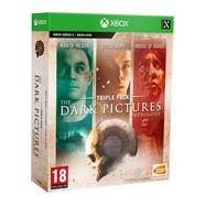 Jogo Xbox One The Dark Pictures: Triple Pack