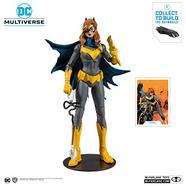 Figura DC MLTV – Batgirl – 18Cm