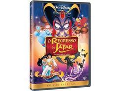DVD Regresso de Jafar (De: Tad Stones, Alan Zaslove – 1994)