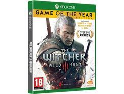 Jogo XBOX ONE The Witcher 3: Wild Hunt GOTY Edition