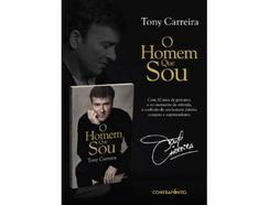 Livro O Homem Que Sou de Tony Carreira
