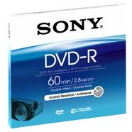 Sony DMR60A DVDs virgem