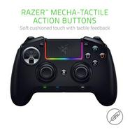 Comando PS4 RAZER Raiju Ultimate Interchangeable Thumbsticks & D-Pad