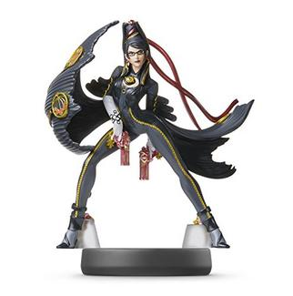 Amiibo Super Smash Bros: Bayonetta Player 2