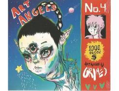 CD GRIMES: ART ANGELS