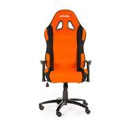 Cadeira Gaming AKRacing Prime Preto/Laranja (AK-K7018-BO)