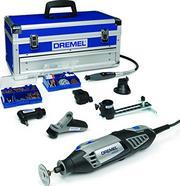 Kit multiferramentas Dremel Platinum Edition 4000 com 128 acessórios
