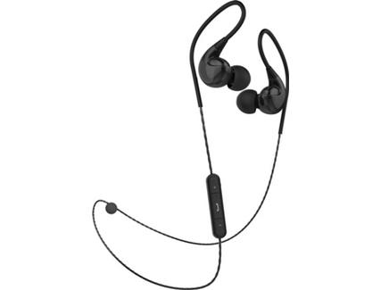 Auriculares Bluetooth MUVIT WIRM2S (In Ear – Microfone – Preto)