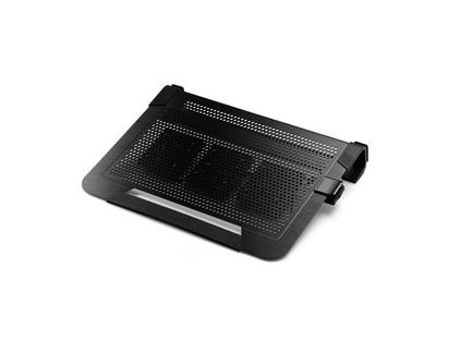 Base Cooler Master Notepal U3 Plus Preta (R9-NBC-U3PK-GP)