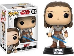 Figura Vinil FUNKO POP! Star Wars Episode 8: Rey