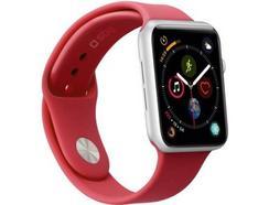 Bracelete SBS Apple Watch 44mm (S – Vermelho)