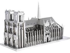 Puzzle JUGUETRONICA Iconx Notre Dame
