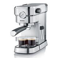Máquina de Café SEVERIN KA5995 (15 bar – Café moído e pastilhas)