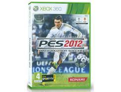 Jogo XBOX 360 Pro Evolution Soccer 2012