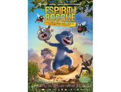 DVD Espiritu Del Bosque (Edição Espanhola)