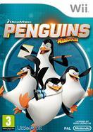 Jogo Nintendo WII Penguins Of Madagascar (M3)