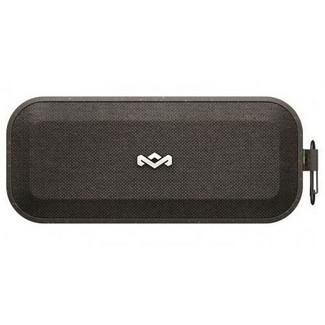 Coluna Bluetooth House of Marley XL Waterproof – Preto