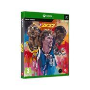 Jogo Xbox Series X NBA 2K22 (75th Anniversary)