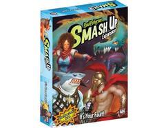 Jogo de Tabuleiro Smash Up: Its Your Fault! (Idade Mínima: 12 – Nível Dificuldade: Baixo – Inglês)
