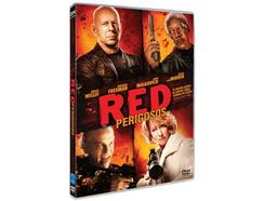 DVD Red Perigosos
