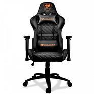 Cougar Armor One Black Cadeira Gaming Preta