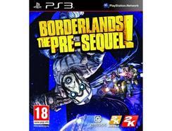 Jogo PS3 Borderlands – The Pre-Sequel
