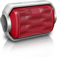 Coluna bluetooth PHILIPS BT2200 red