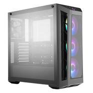 Caixa ATX Cooler Master MasterBox MB530P RGB com Janela Preta