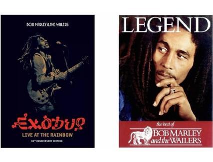 CD Bob Marley – Exodus Live at Rainbow