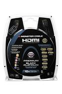 Cabo HDMI MONSTER MCBPLPIUHD (10m – HDMI)