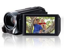 Câmara de Video CANON HF R306