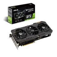 Placa Gráfica ASUS TUF Gaming GeForce RTX 3090 OC (NVIDIA – 24 GB GDDR6X)