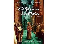 Livro O Reino do Meio: Trilogia do Lótus – Livro 3 de José Rodrigues dos Santos