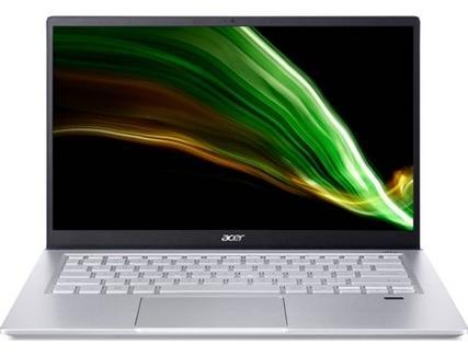 "Portátil ACER Swift X SFX14-41G-R1Q1 (14"" – AMD Ryzen 7 5700U – RAM: 16 GB – 1 TB SSD – NVIDIA GeForce GTX 1650)"