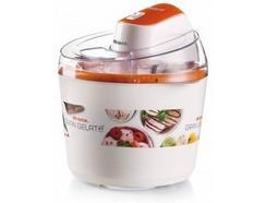 Máquina de Gelados ARIETE 642 Ice Cream Maker (Capacidade: 1.5 L – Preparação: 30 min)