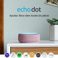 Amazon Echo Dot 3ª Geração Malva