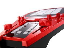 Controlador DJ CASIO XW-PD1