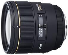 Objetiva SIGMA 85MM 1.4 EX DG HSM  (Encaixe: Canon EF – Abertura: f/22 – f/1.4)
