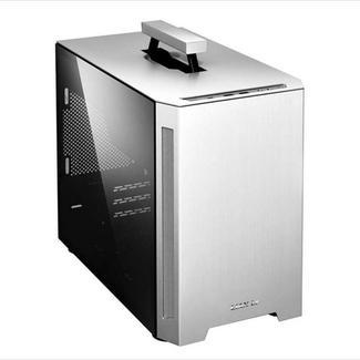Caixa PC Mini-ITX LIAN LI TU150WA (Mini ITX Tower – Silver)