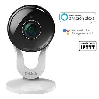 CAMARA WIFI FULL HD HOME ALEXA MICRO SD