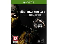 Jogo XBOX ONE Mortal Kombat X – Special Edition