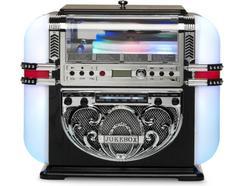 Jukebox RICATECH Table-Top RR700 ( Analógico- Leitor de CD's – 4 W)